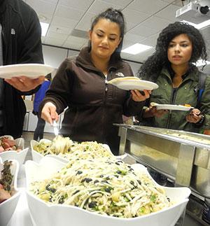 Hispanic heritage luncheon