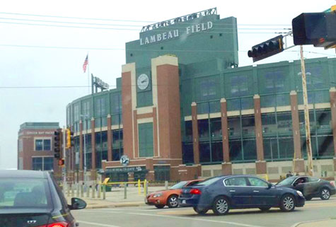 Sports editor cherishes trips to Lambeau