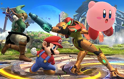 Game review: Super Smash Bros. a super success