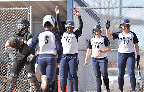WolfPack softball team already at 20 wins