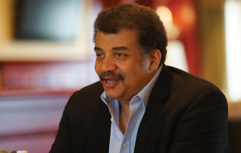Earth Day  with Dr. Neil deGrasse Tyson