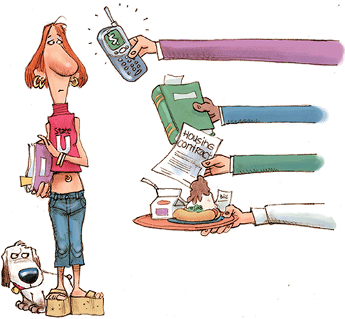 Student expenses