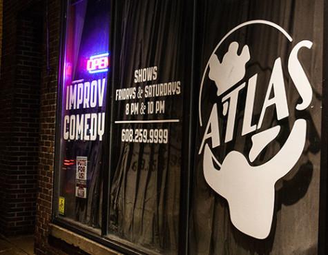 Atlas Improv – a different show every night