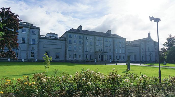 Carlow College began accepting students in 1793. It is located near the center of Carlow, a short distance from Carlow Castle.