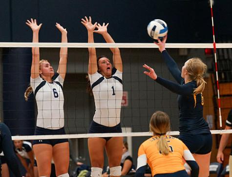 Volleyball team still ranked no. 1