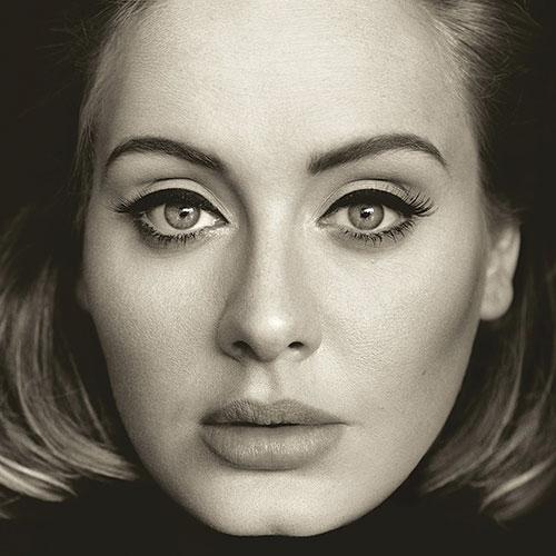 """Adele's third album """"25"""" was released on Nov. 20."""