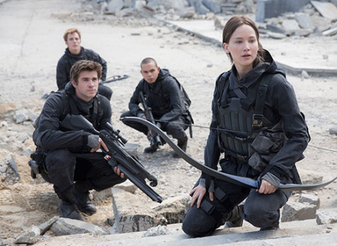 'Mockingjay' ends Hunger Games series
