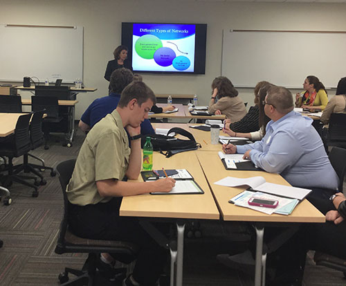 Attendees of N.E.T. Saturday will learn to make the best impression to future employers.