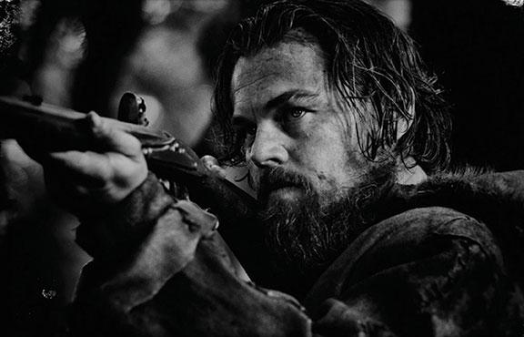 """Leonardo DiCaprio in """"The Revenant."""""""