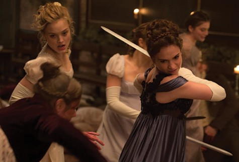 Adding zombies to 'Pride and Prejudice' entertaining