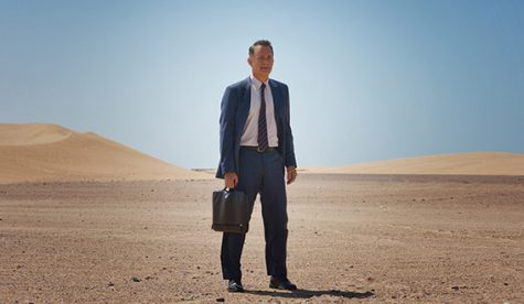 Tom Hanks stars as Alan Clay in