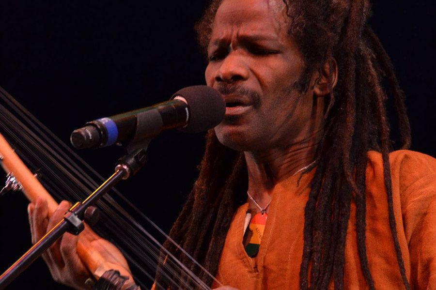 Afro-Funk star Tani Diakite will perform at the first Pan-African Music Session.