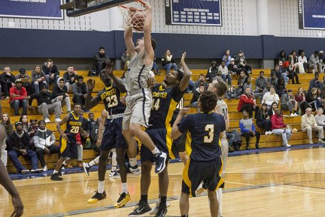 WolfPack upends new in-state opponent