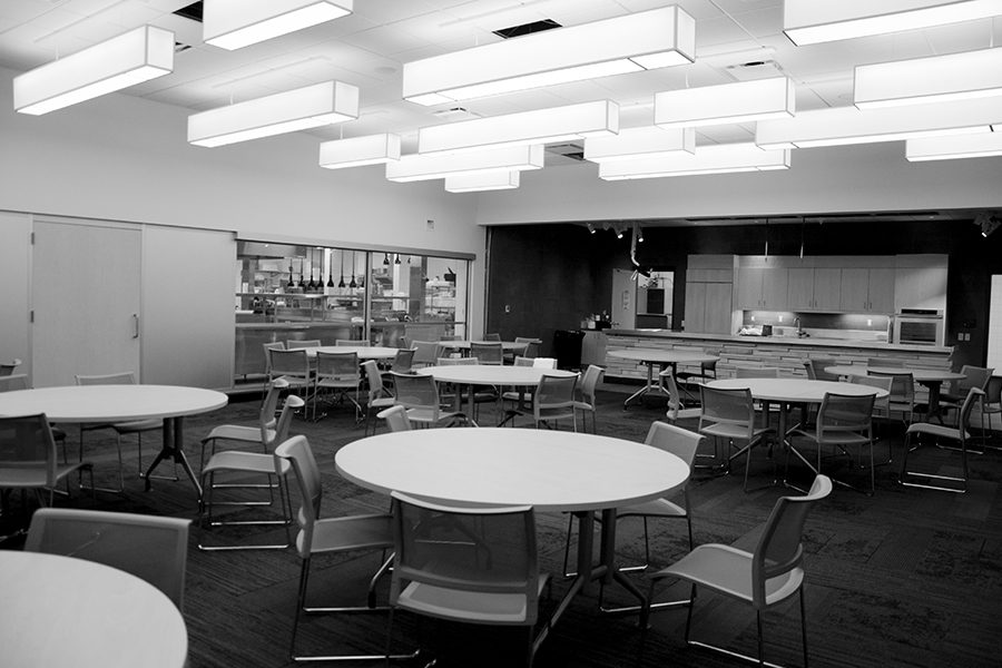 Diane's Delicious Diner at the Truax Campus is now open for the spring semester.
