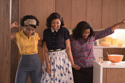'Hidden Figures' movie details the stories of the three women  who helped NASA launch a man into space