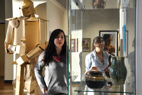 Truax Gallery show features work of students from across the college