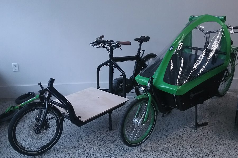 Cargo+Bikes+are+becoming+more+popular+in+Madison