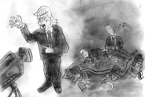 Phoning Dr. Strangelove: FBI probes the president