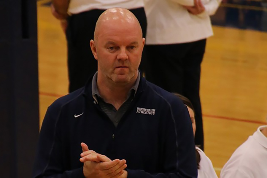 Parker leaves as winningest volleyball coach