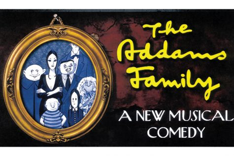 The Addams Family comes to Madison College