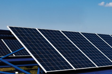 College will install rooftop solar system by December 2018