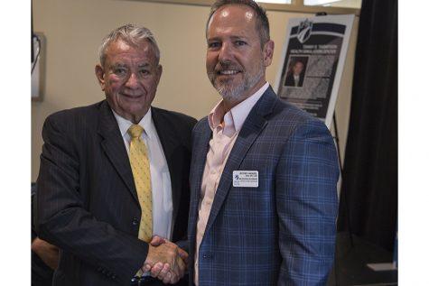Health Simulation Center named for former governor