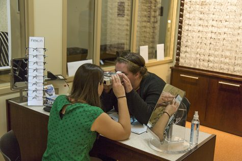 Optical dispensary open for semester at Madison College