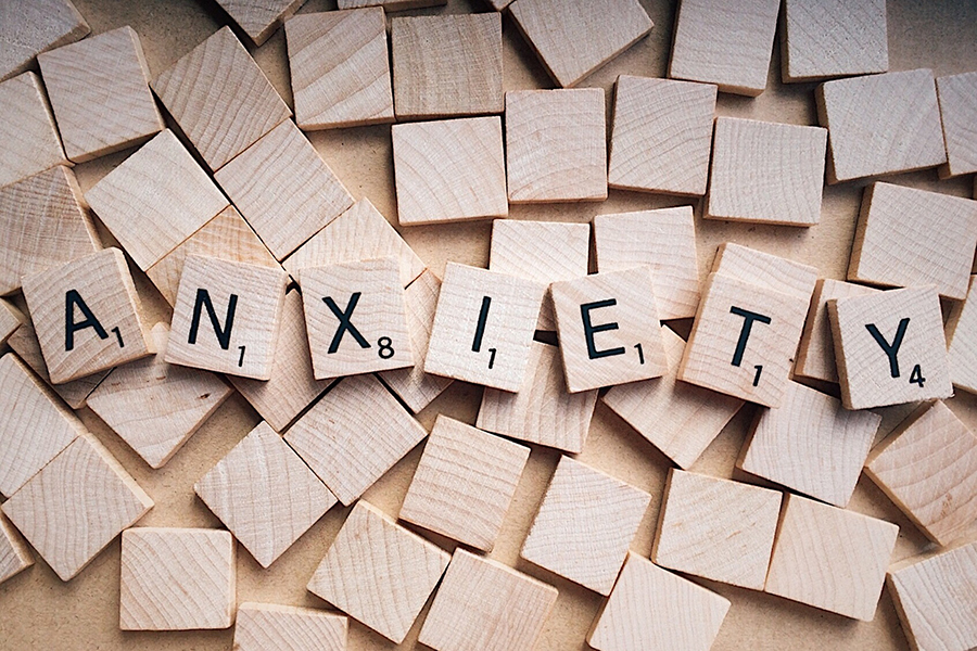 Passing the test of anxiety