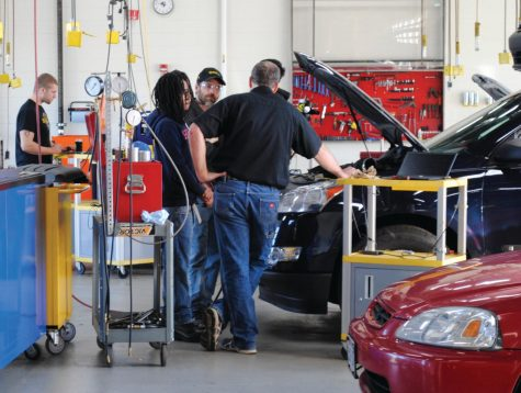 Hands-on automotive experience