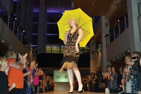 Fashion show raises funds for Domestic Abuse Intervention Services