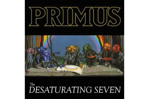 Primus redefines their sound  on 'The Desaturating Seven'