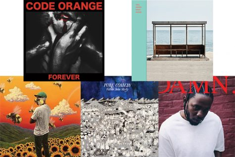 5 albums you should hear