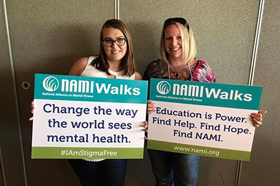 Students+and+staff+from+Madison+College+have+participated+in+the+walk+for+the+National+Alliance+on+Mental+Illness