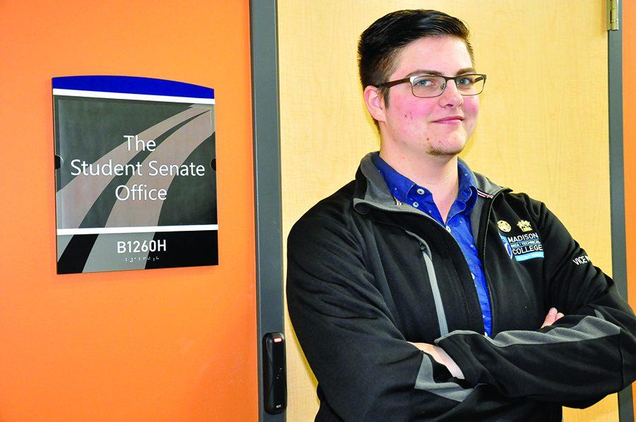 Student Senator strives to help other transgender students