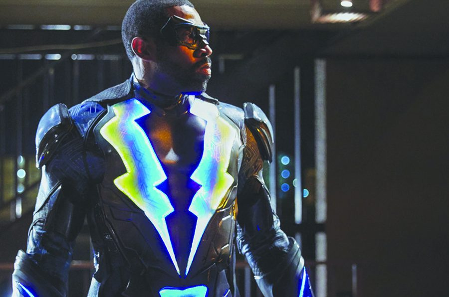 Cress+Williams+stars+as+%22Black+Lightning%22+in+the+new+CW+Network+series.