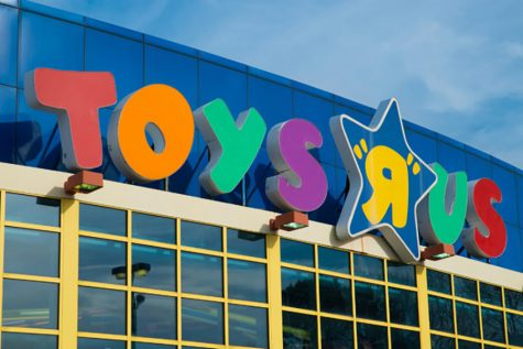 Say Goodbye to Toys 'R' Us