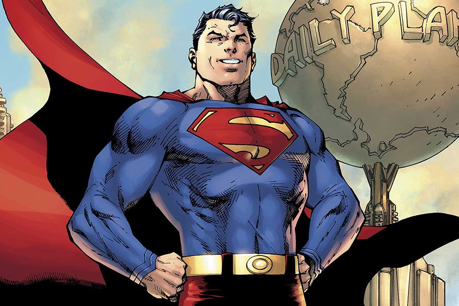 Action Comics  is celebrating  issue No. 1,000