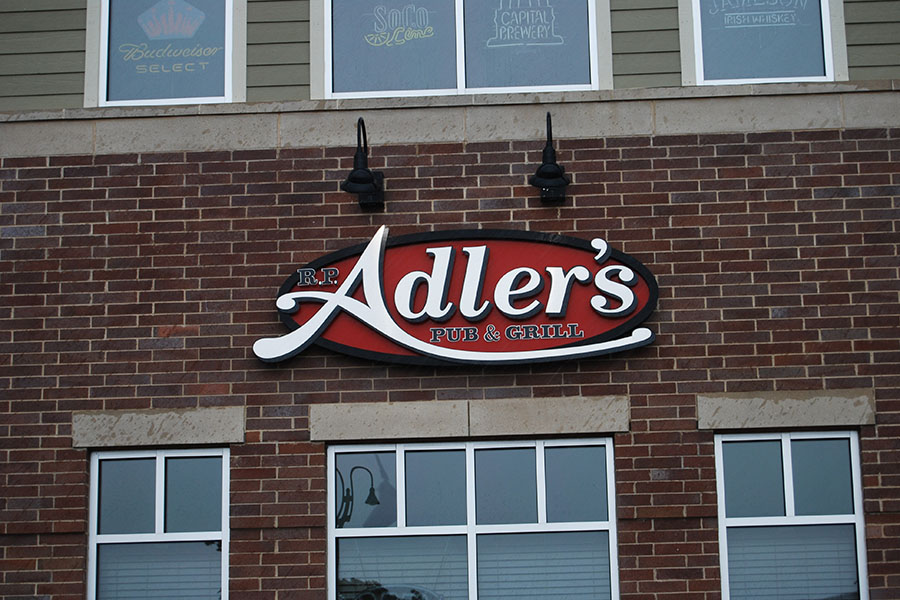 Adler's has a great gluten-free menu.