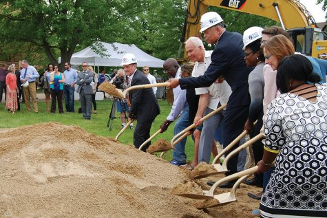 Groundbreaking day builds excitement in south Madison