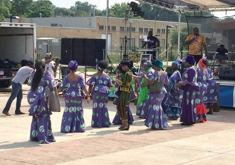 Performers wow at Africa Fest