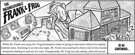 The Inconceivable Frank & Frog / #3
