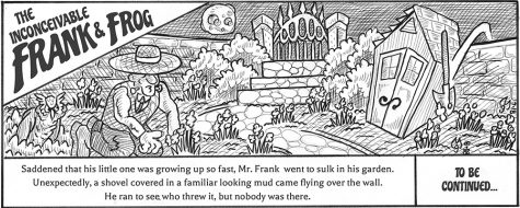 The Inconceivable Frank & Frog / #2