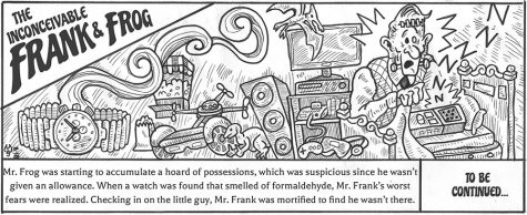 The Inconceivable Frank & Frog / #5