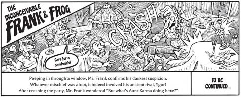 The Inconceivable Frank & Frog / #6