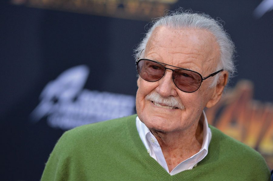 Stan+Lee%2C+shown+at+the+premiere+of+%E2%80%9CAvengers%3A+Infinity+War%2C%E2%80%9D+passed+away+on+Nov.+12%2C+leaving+an+incredible+legacy.