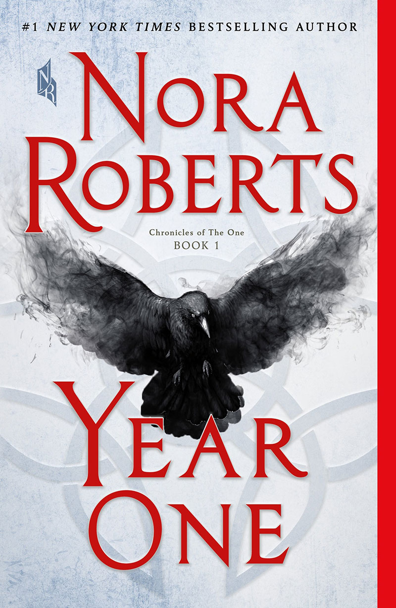 """Nora Roberts is a well-known romance author. Her new book, """"Year One,"""" represents Roberts' first efforts in a new genre: post-apocalyptic horror. The book did not live up to her """"best seller"""" standards."""