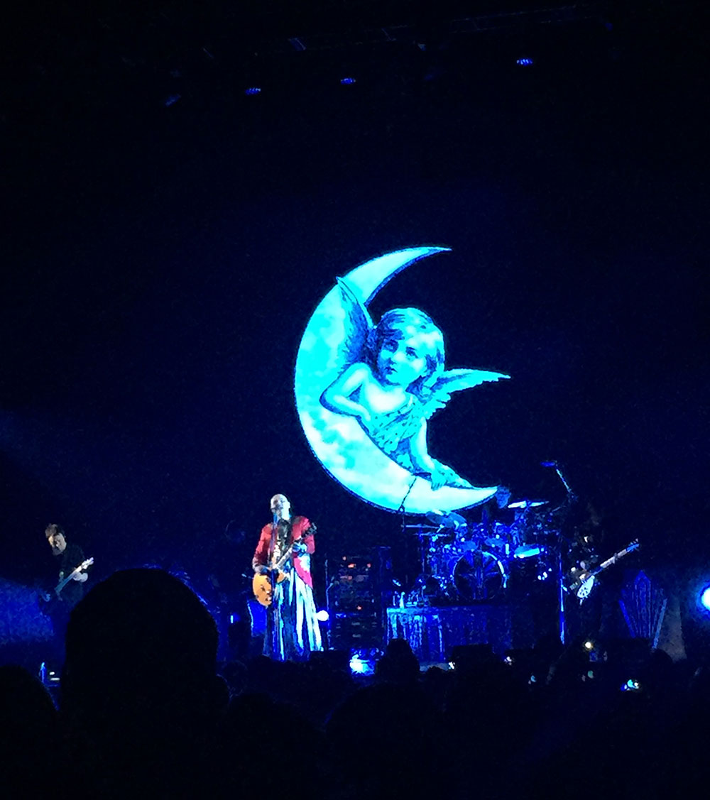 Smashing Pumpkins at Sylvee.