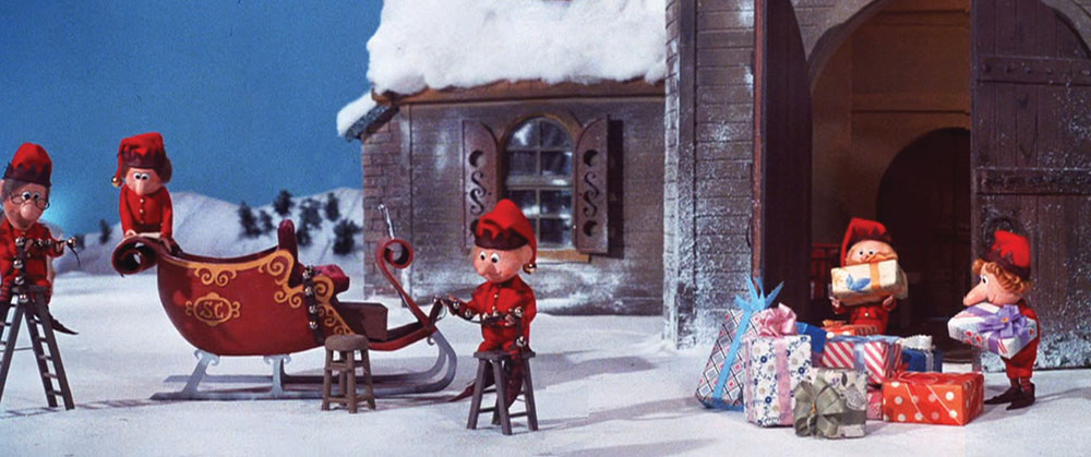 """""""The Year Without a Santa Claus"""" is a claymation holiday classic that still airs on commercial television."""