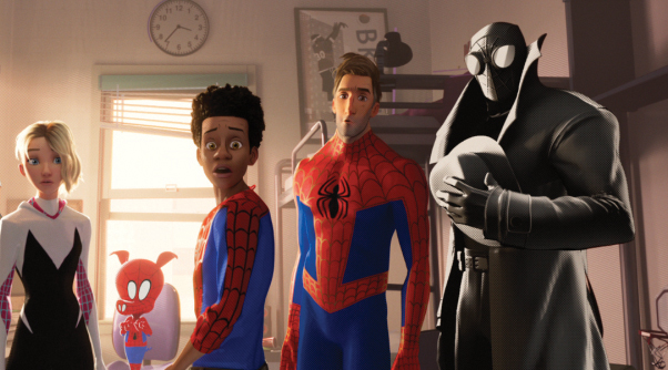 The+animated+%E2%80%9CSpider-Man%3A+Into+the+Spider-Verse%E2%80%9D+has+impressed+comic+book+fans.
