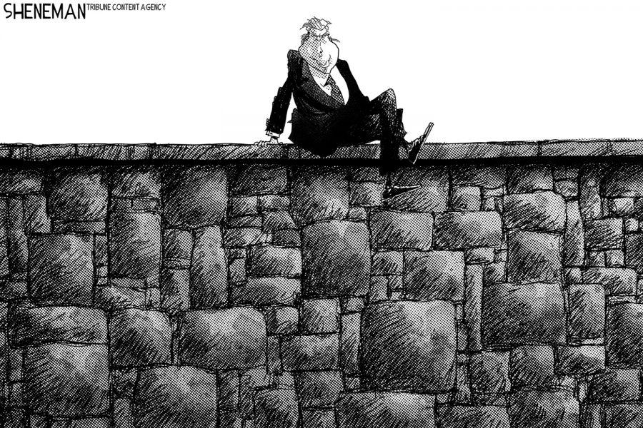 Donald+Trump%27s+southern+border+wall